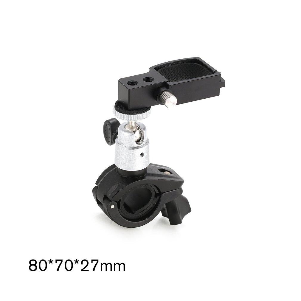 OSMO Pocket Multi-Function Adapter Extension Bar Tripod Bike Mount Car Chuck Bracket Bag Clip for DJI OSMO Pocket Accessories Sliver