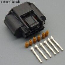 Shhworld Sea 6 pin 0,6 мм Автомобильный водонепроницаемый авто разъем 7283-8850-30 автомобильный воздушный поток разъем измерителя модифицированных частей разъем датчика