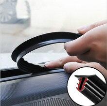 Tiras de vedação para painel automotivo, acessórios para vedação de painel, para lexus rx350 rx300 is250 rx330 › is200 lx570 › gx es lx is350