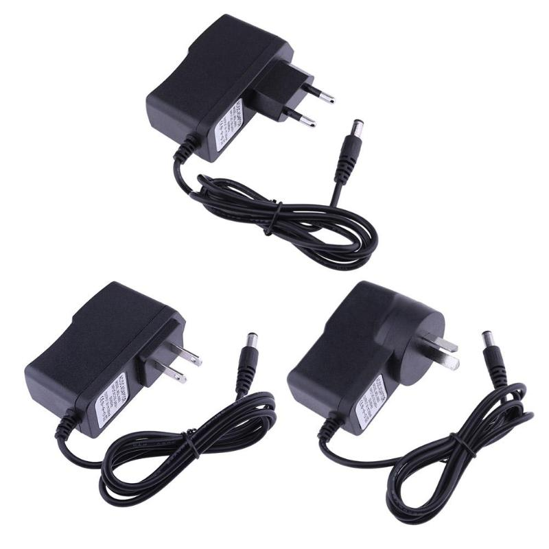 9V 300mA AC To DC Power Adapter Converter 5.5*2.5mm Center Negative