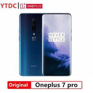Nubia Snapdragon 855 Oneplus 7-Pro Smartphone 128gb 6gb WCDMA/GSM/CDMA/LTE NFC Dash Charge