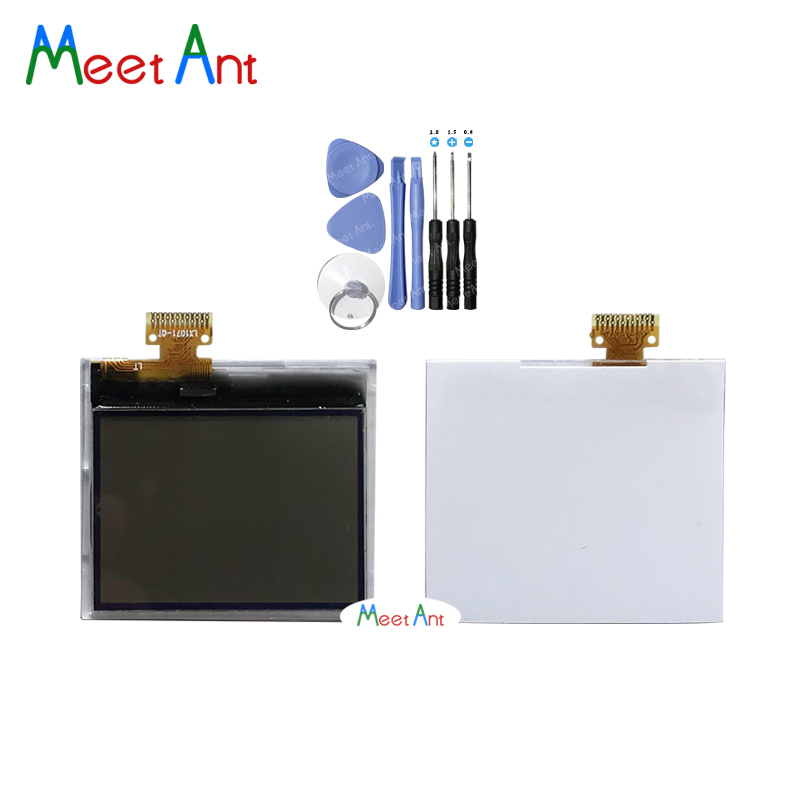 1.36 inch For <font><b>Nokia</b></font> <font><b>1280</b></font> 1202 1202n 1203 1202-2 RH-112 Lcd <font><b>Display</b></font> Screen 96 x 68 Resolution image