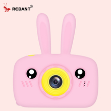REDANT Kids Camera Digital Instant Video HD Cameras Christmas Gifts Mini Educational Toys For Girls Boys Children Baby Child