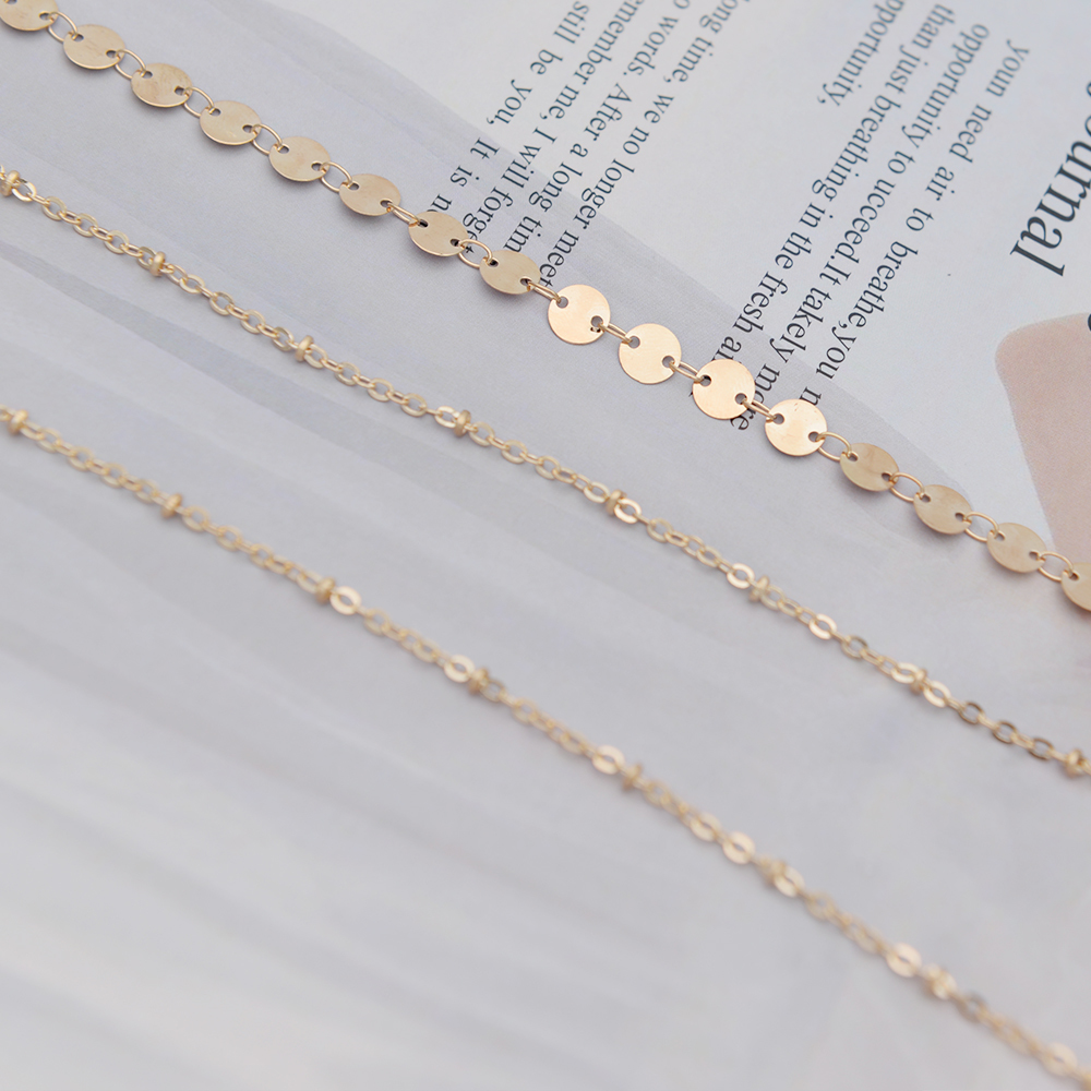 Fashion Trendy Gold Silver Face Pendant Necklace For Women 19 Metal Personality Geometry Oval Human Facial Wink Chain Necklace 3