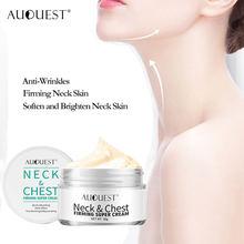 Auquest шеи груди крем против морщин ремонт сухой креп кожи