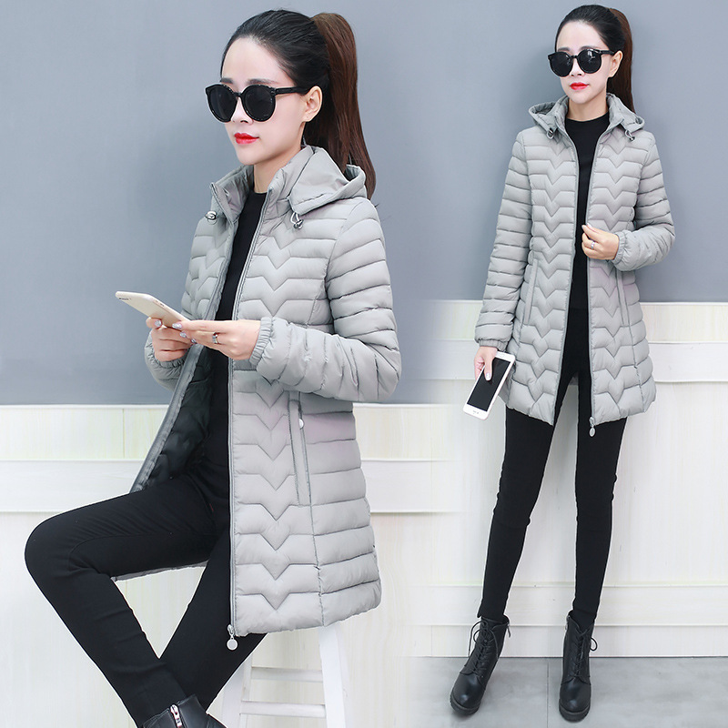 Parkas Female Women Winter Coat Thickening Cotton Jacket Parkas for Women Winter Long Thick Warm Cotton Outwear mujer invierno