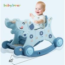 Toys Rocking-Chair Multi-Functional Ride On Babyinner Kids Infant Swing Cart Trolley