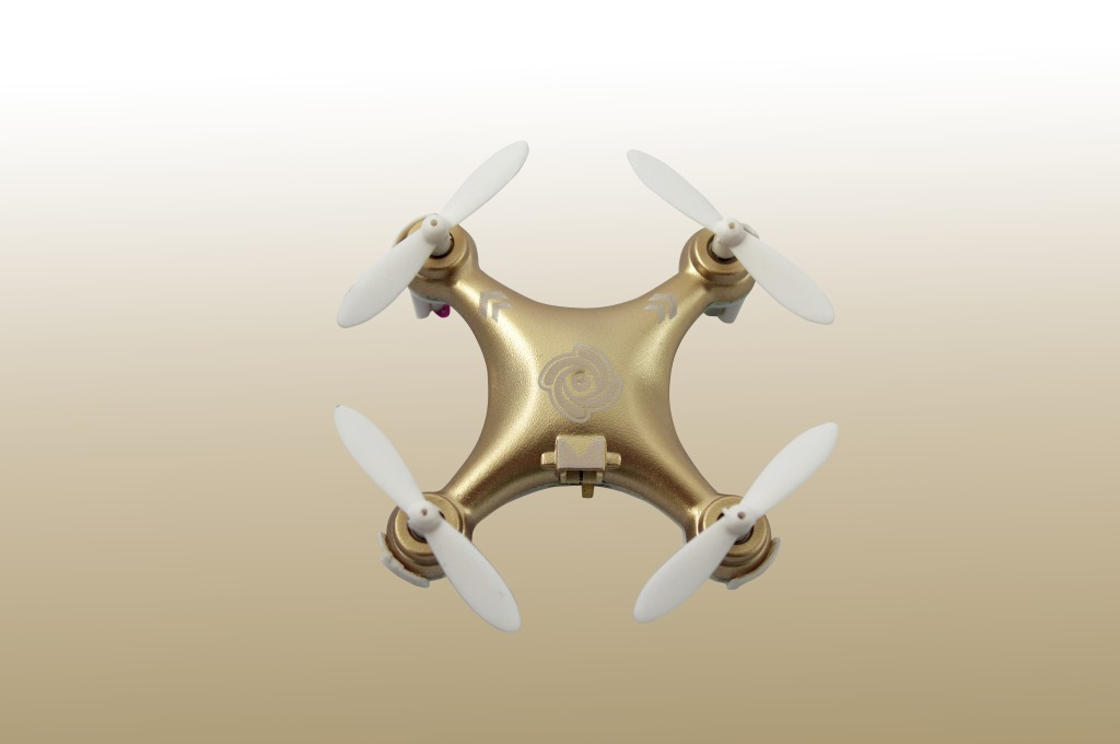 Chengxing Cx-10a Mini Quadcopter Six-Axis Gyroscope Light Headless Mode Remote Control Unmanned Plane