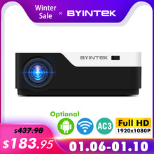 BYINTEK MOON K11 Smart Android Wifi 200inch 1920x1