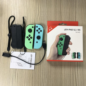 Hot NEW Game Switch Wireless Controller Left&Right Bluetooth Gamepad For Nintend Switch NS Joy Game Con Handle Grip For Switch