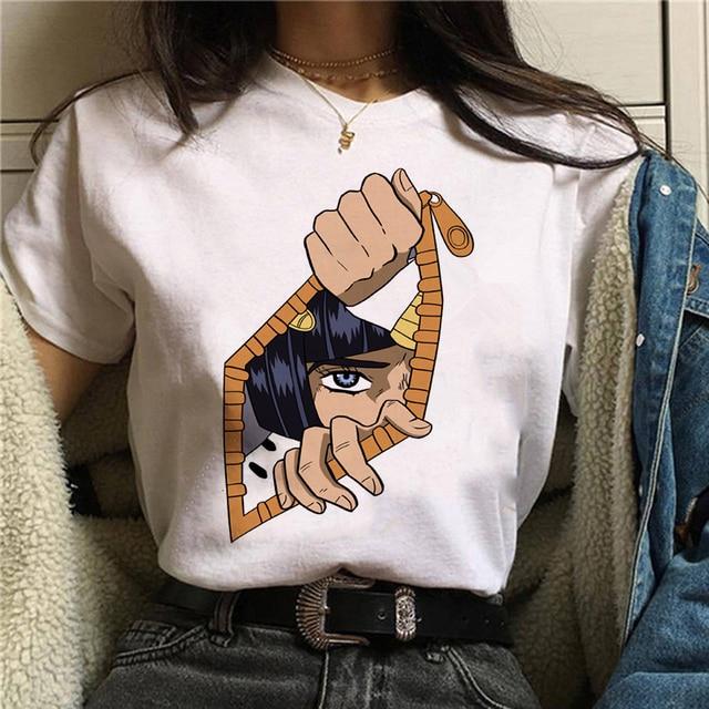 jojo bizarre Anime T Shirt