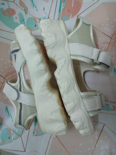 Gladiator Platform Summer Sandals photo review