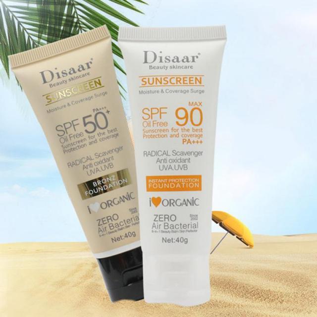 Facial Body Sunscreen Whitening Sun Cream Sunblock Skin Cream Anti-Aging Oil-control Moisturizing TSLM1 1