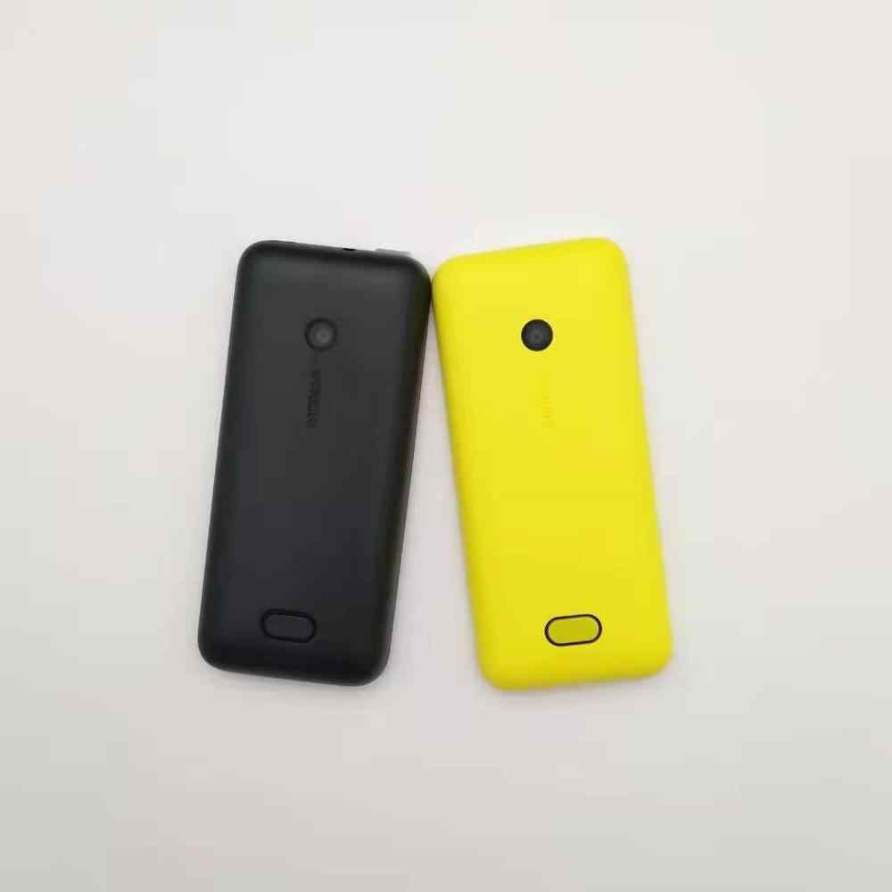 208 מקוריים נוקיה 208 2G/3G GSM 1.3MP 105 0mAh סמארטפון זול משופץ Celluar טלפון משופץ משלוח חינם