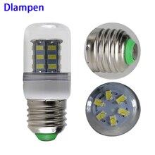 bombillas led e27 corn bulb 3W Ac Dc 12v to 24v 5730 light 12 24 V volts low voltage energy saving lamp 360 degree 3000K 6000K