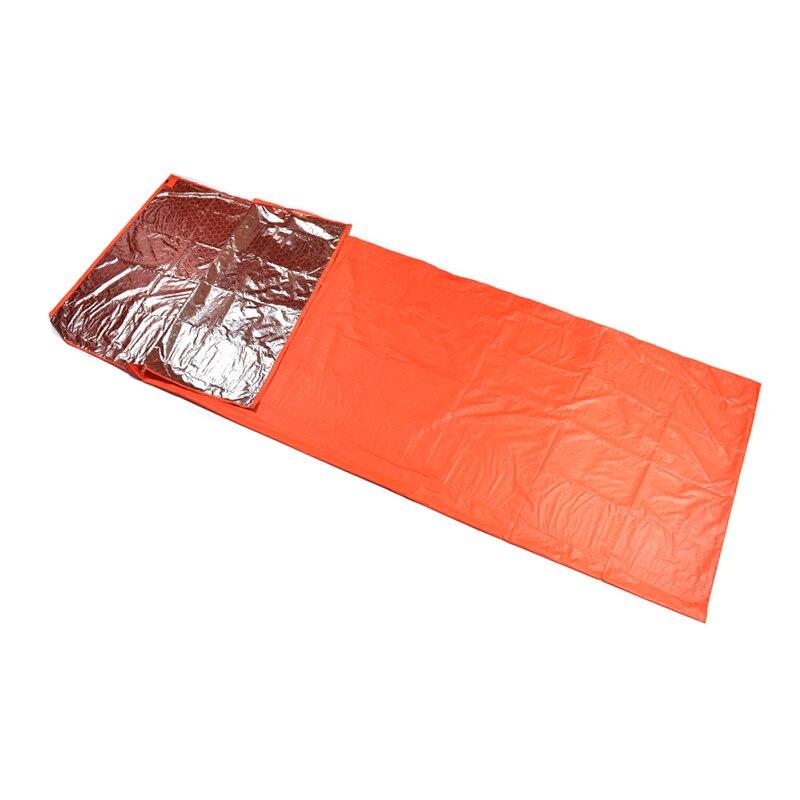 Ultralight Survival Emergency Sleeping Bag Outdoor Camping First Aid Sleeping Bags Warming Sleeping Bag Watrproof Emergency Bag
