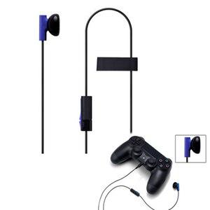 Image 4 - PS4 מקורי אוזניות משחק אוזניות משחקי אוזניות Inearphones עם מיקרופון זול דברים עבור Sony קווית אוזניות משחק אוזניות