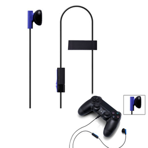 Image 4 - PS4 Original Headset Game Earphone Gaming Earphone Inearphones with Microphone cheap stuff For Sony Wired headset Game headphone