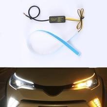 Signal-Lamp Car-Headlight-Sticker CX8 Mazda cx-5 Running-Lights for 2/3-5/6/.. DRL Daytime