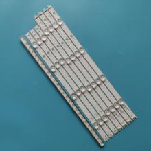 """Vierkante Vorm Nieuwe LED Strip Voor LG Innotek Drt 3.0 42 """"EEN B 42LB5610 42LB5800 42LB585V 42LB 6916L 1709A 1710A 6916L 1957A 1956A"""