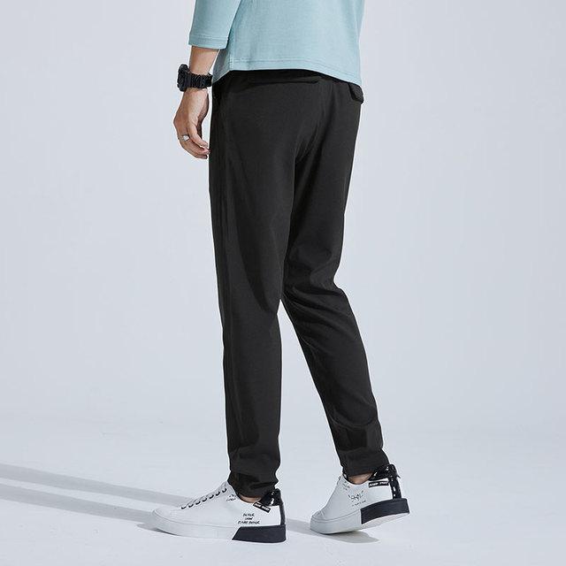 2020 Men Casual Sweatpants Fitness Men's Sportswear Joggers Pants Cotton New Male Blue Gray Gyms Trousers Pantalones Hombre 38