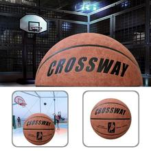 Anti-Leakage Soft Grip Outdoor Hardwood Court Basketball Athletic Equipments