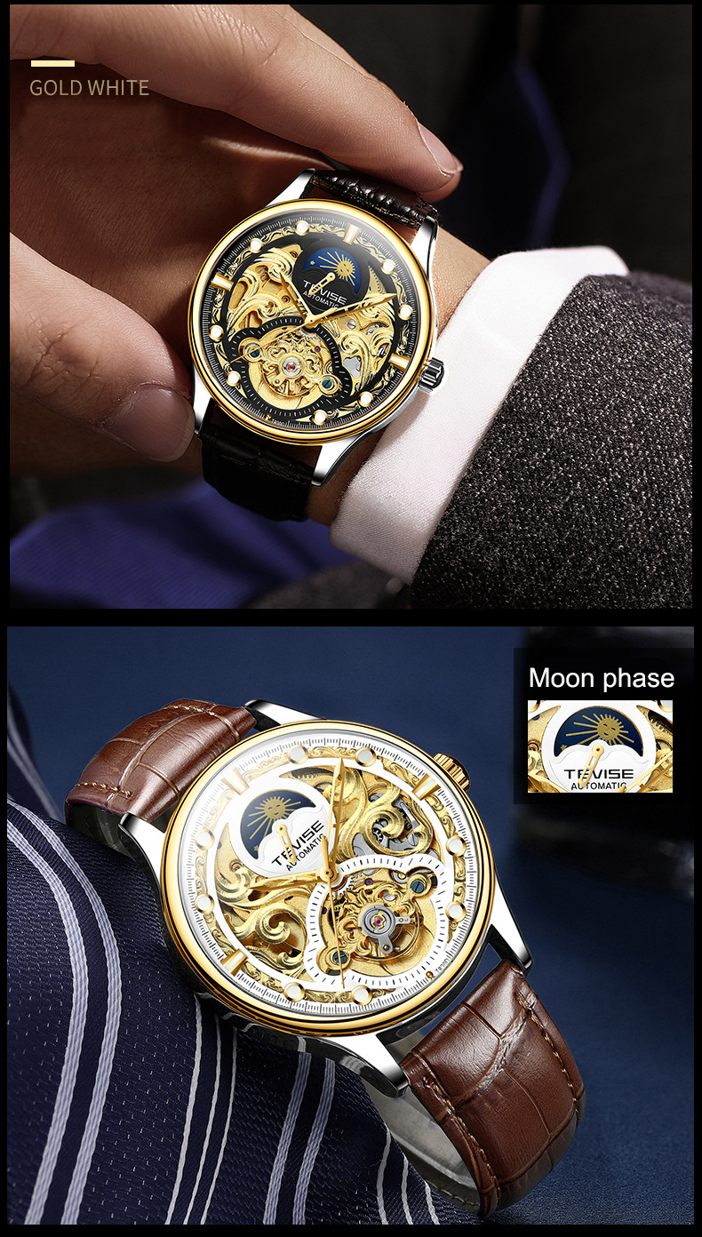 marca superior de luxo militar relógio esporte