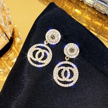 Women's Earrings Set Tassel Pearl Earrings For Women Bohemian Fashion Jewelry 2020 Geometric  Earings 2020 bohemian leopard acrylic pearl earrings set for women fashion geometry tassel handmade hoop stud earings jewelry gift set