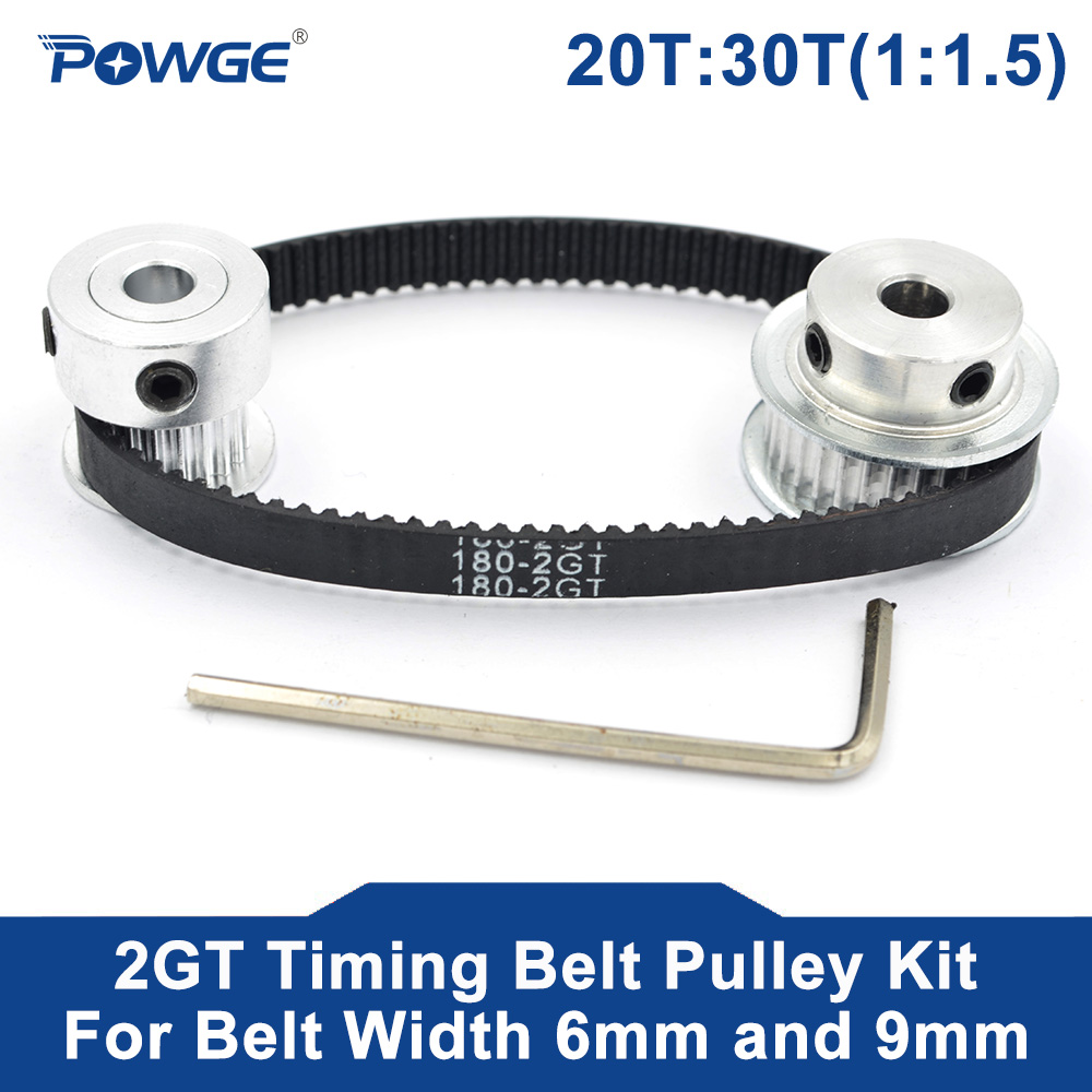 201-3M-06 HTD Timing Belt 201 mm Long 6mm wide /& 3mm Pitch