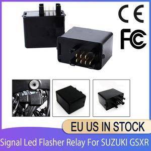 Image 1 - 12V 7 Pin Turn Signal Led Flasher Relay For SUZUKI GSXR GSF GSX Hayabusa