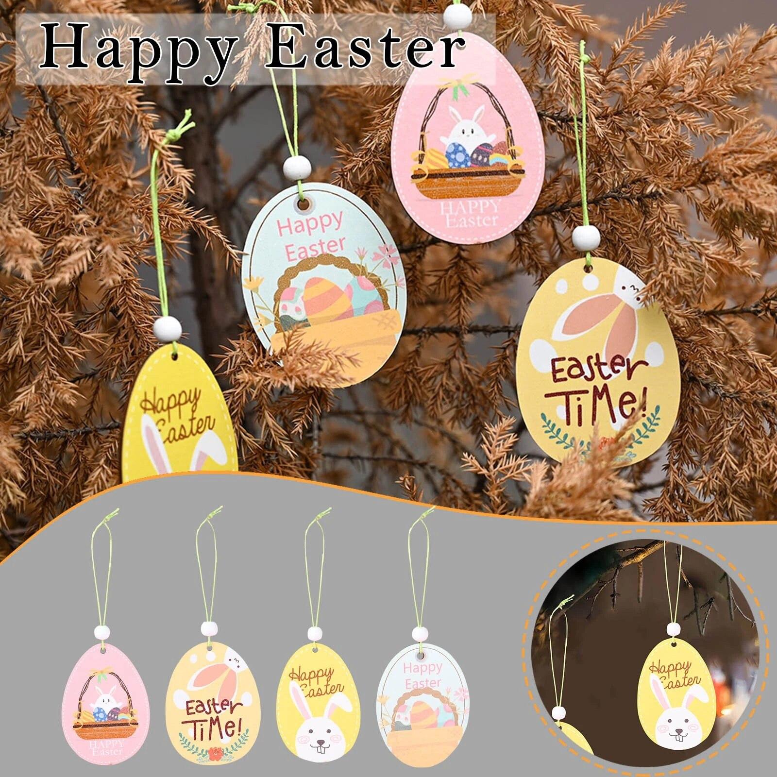 Easter Egg WallDoor Hanger