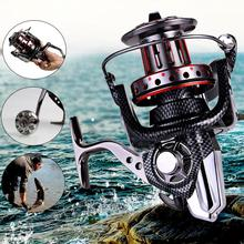 Lieyuwang 1000-12000 Ball Bearing Reels  carretilhas de pesca 5 species 11+1BB Trolling Reel Cheapest Spinning Fishing