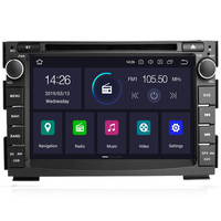 7 2 din Android 9.0 Car DVD Multimedia Player For Kia Ceed Kia Venga 2010 2011 2012 AutoRadio GPS Navigation Glonass Head unit