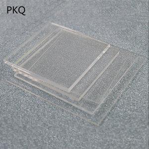 Thickness 1mm Square Plexiglass Transparent Clear plastic Sheet acrylic board organic glass polymethyl methacrylate