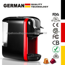 Coffee-Machine Expresso with All-Brands-Of-Powder Multiple 19-Bar Compatible
