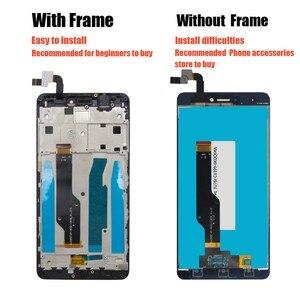 Image 2 - PINZHENG pantalla LCD para Xiaomi Redmi Note 4 4X, Snapdragon 625 MTK Helio X20, repuesto de pantalla LCD