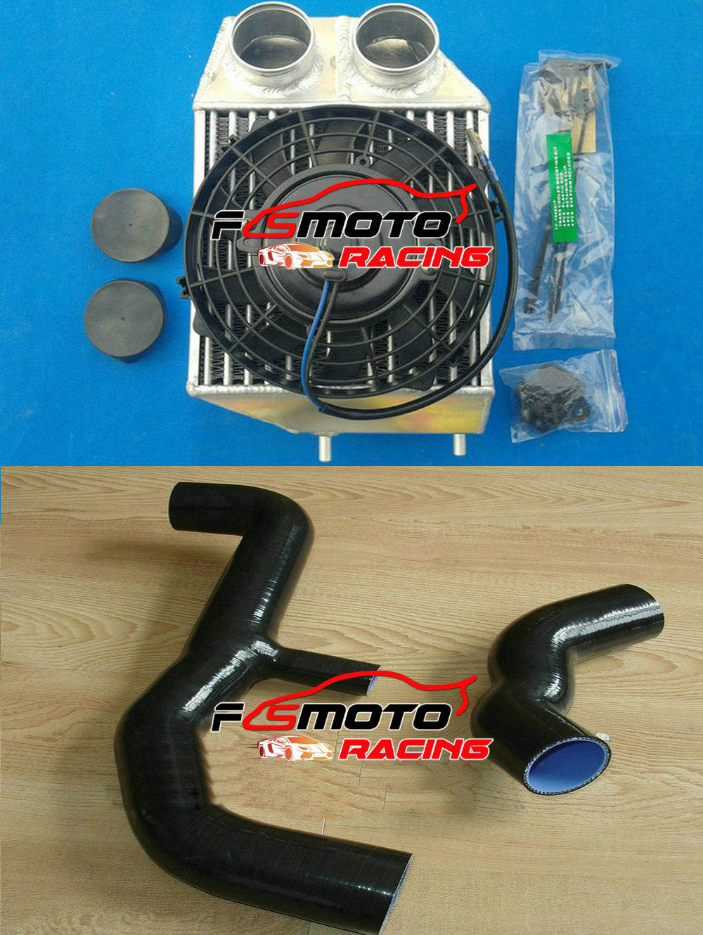BLUE 15PCS Silicone Coolant Radiator Hose Pipe For Re-nault 5//R5 GT Phase 2 1.4L Turbo B//C40 1988-1991 88 89 90 91