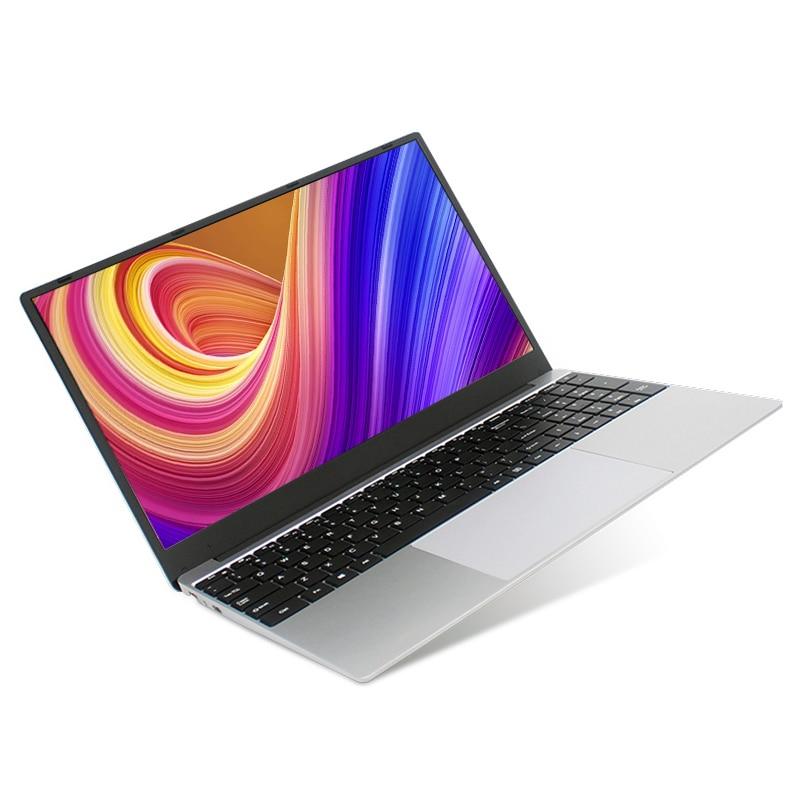AMOUDO 15,6 дюймов i7 Игровые ноутбуки 8 Гб RAM 1 ТБ 512 ГБ 256 ГБ 128 Гб SSD ноутбук ультрабук двухдиапазонный WIFI Win10 ноутбук компьютер