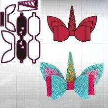A New Bowknot set Metal cutting Die for DIY scrapbook-album Decoration embossed DIY Paper Card diy embossed carbon steel cutting die