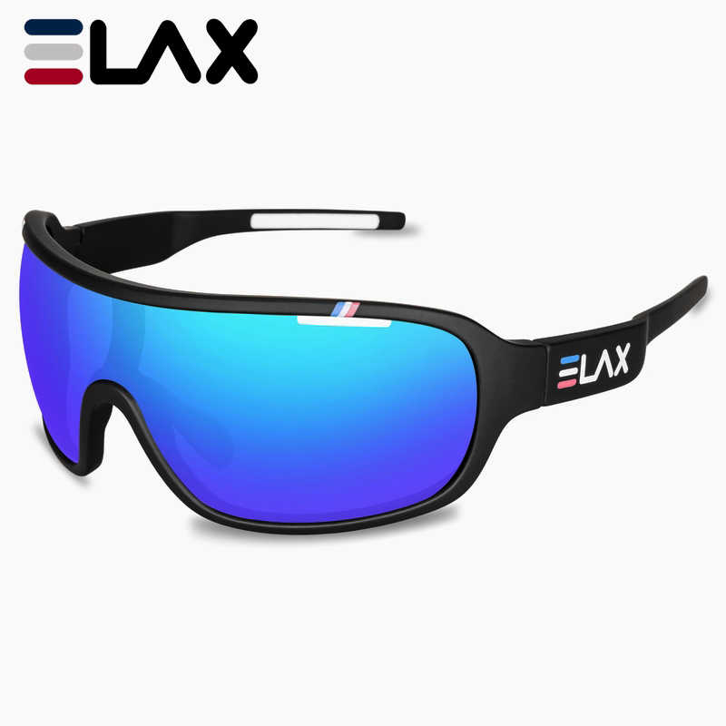 ELAX BRAND DESIGN 2019 NEW Ciclismo Sports Glasses Retro Vintage Sun Driving Eyewear Outdoor Sunglasses Men Women Mtb Goggles