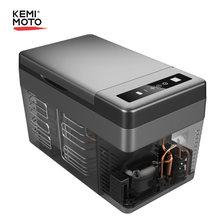 Автомобильный холодильник 25 л автомобильный компрессор морозильная