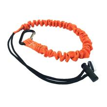 Carabiner Shoelaces Professional Safety Outdoor Climbing Nylon Elastic Rope Buckle Telescopic Retractable Single Tool
