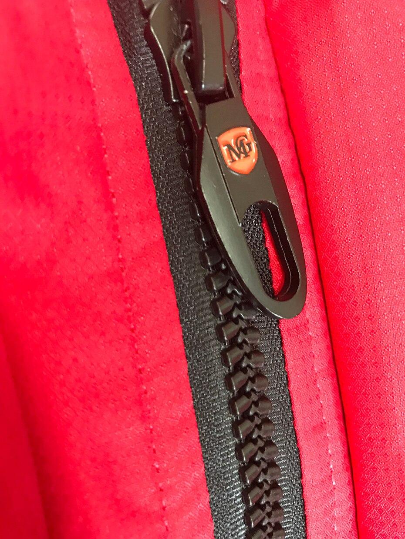 Placket zipper930