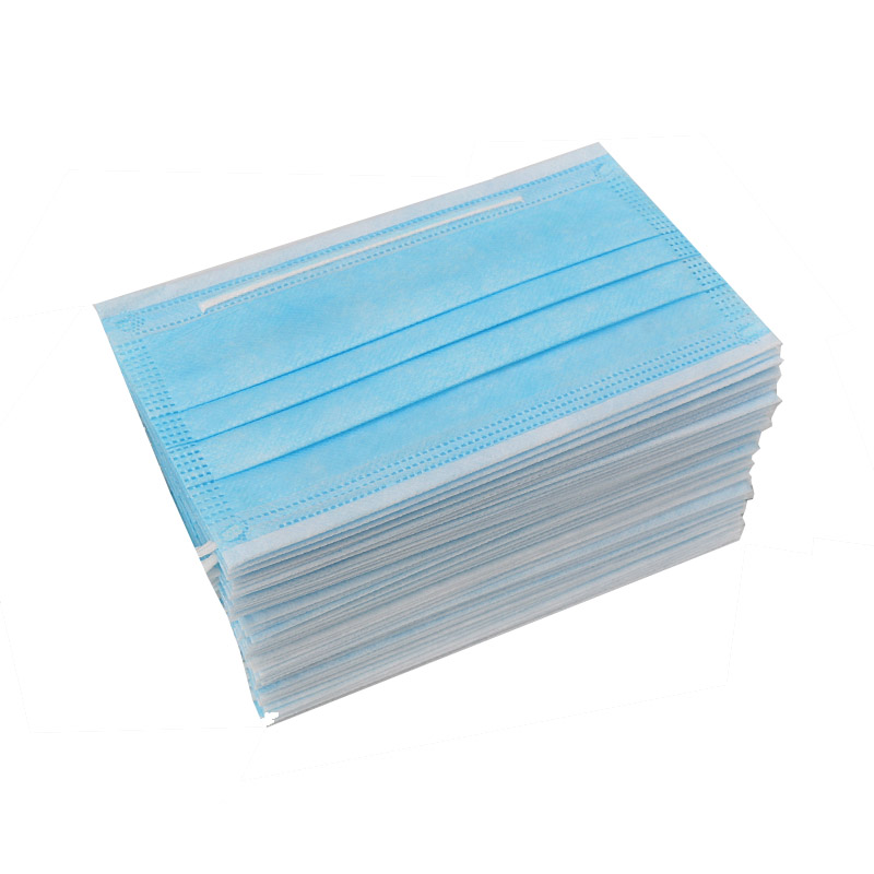 50PCS Disposable Surgical Mask 3-Layers Nonwoven Non  Profession Face Mask Safety Protection Korean Japan Mask