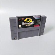 ジュラシックパークまたはジュラシックパーク部分 2 混乱継続アクションゲームカードus版英語