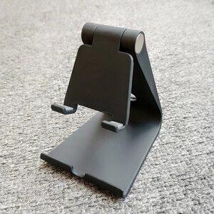 Image 5 - Uniwersalny uchwyt na telefon stacjonarny uchwyt na telefon komórkowy antypoślizgowe telefony komórkowe stojak uchwyt biurkowy na stojak na smartfona