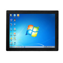 Pcap Touch Monitor 15 Inch 4:3 Nul-Bezel Touch Screen Monitor Met Vga Hdmi Usb