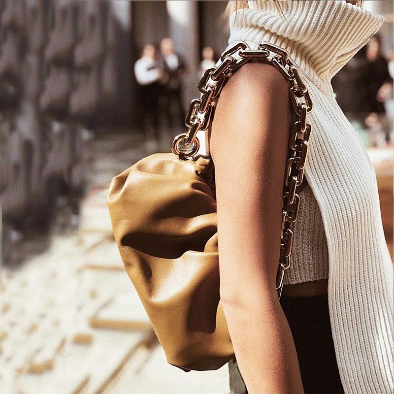 Bag For Women Cloud bag Soft Leather Hobos Bag Single Shoulder Purse Women Crossbody Bag Luxury Handbag And Purse Day Clutches 4
