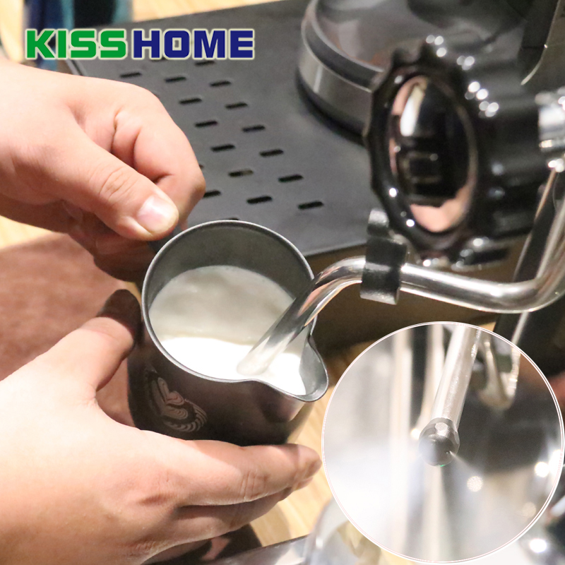 2/3/4 Holes Coffee Machine Steam Nozzle Stainless Steel/Aluminum Alloy Universal Milk Foam Spout For Rocket/EXPOBAR Coffee Tools