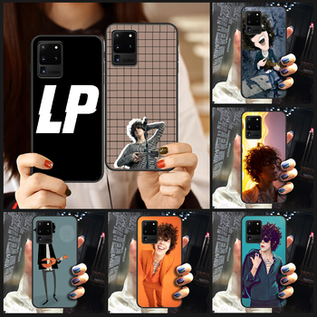 Laura Pergolizzi LP Rock singer Phone Case Cover Hull For Samsung Galaxy S 6 7 8 9 10 e 20 edge uitra Note 8 9 10 plus black image